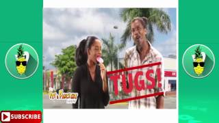 ITY & FANCY CAT | HOW TO BECOME A REAL JAMAICAN THUG!! | TRY NOT TO LAUGH Video