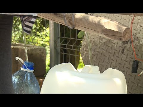 Cape Town water crisis forces cops to target new breed of criminals