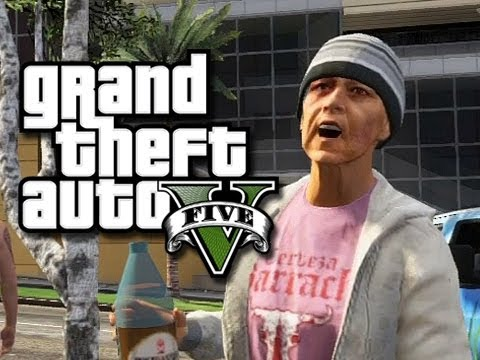 wtf - GTA 5 Online Multiplayer Gameplay - Funny Moments! Like the video if you enjoyed! Thanks! Jahova's Channel: http://www.youtube.com/user/jahovaswitniss Nobody...