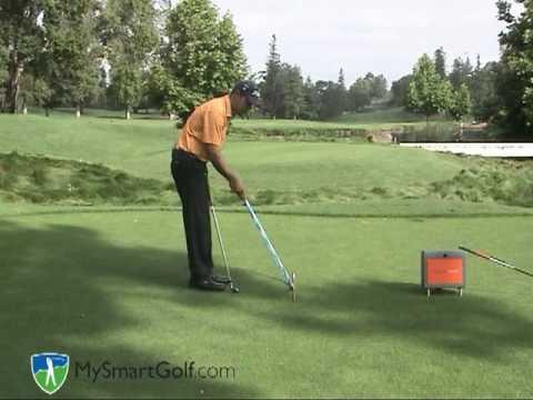 Golf Instruction - hitting it straight