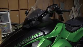 10. New Mods for the Can am Spyder RSS