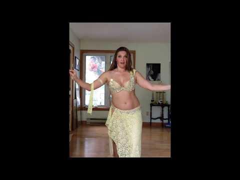 Super Sexy Belly Dancer Cassandra Fox