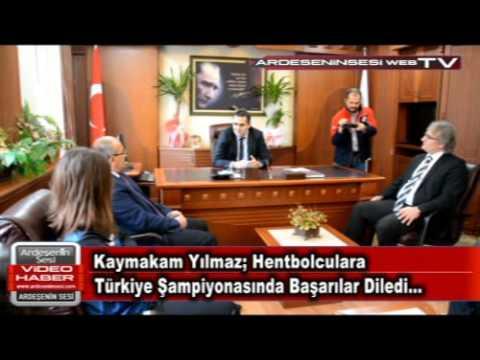 Hentbol Takımı Türkiye Finalledinde