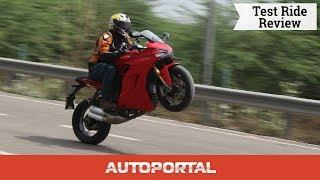 4. Ducati Supersport S - Test Ride Review - Autoportal