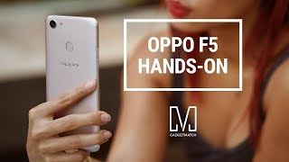 Video OPPO F5 Hands-On MP3, 3GP, MP4, WEBM, AVI, FLV Februari 2018