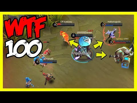 Mobile Legends WTF Moments 100