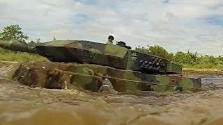 RC Tank Leopard 2A6, Mato Metal Tracks... Mud&sand.