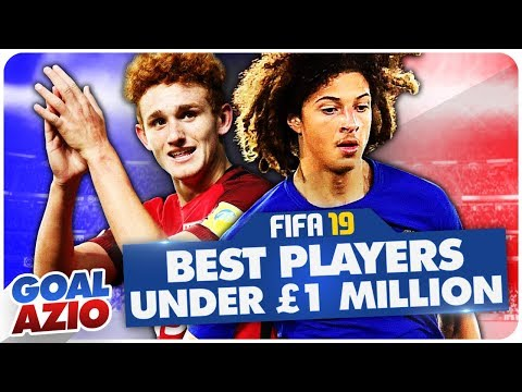 Best Players Under £1 Million | FIFA 19 Career Mode