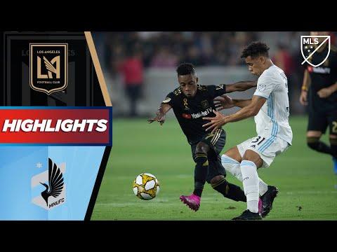 Video: LAFC vs. Minnesota United FC | HIGHLIGHTS - September 1, 2019