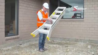 SafeSmart Access Warthog Ladders Range: for Professional Use