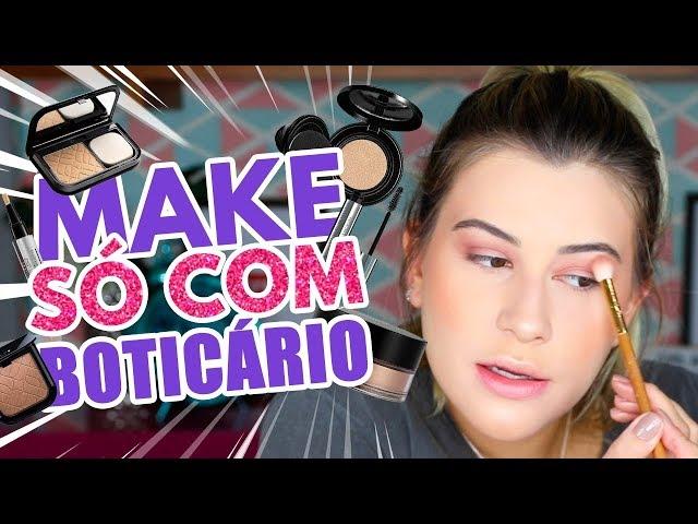 O BOTICÁRIO - UMA MARCA, UMA MAKE - Niina Secrets