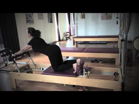 Reformer Exercise 2