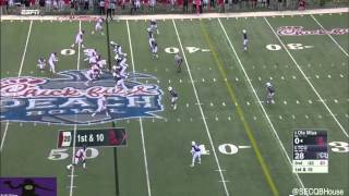 Bo Wallace vs TCU (2014)