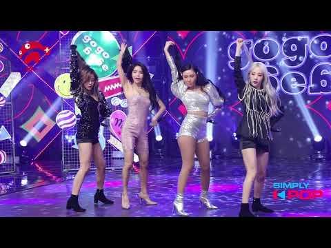 [Simply K-Pop] MAMAMOO 'gogobebe(고고베베)' (마마무 풀캠) _ Ep.355 - Thời lượng: 3 phút, 15 giây.