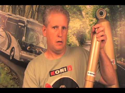 SuperSteer KONI FSD SHOCKS-http://www.supersteerparts.com/ (видео)