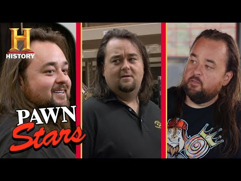 Pawn Stars: 10 TOP DOLLAR CHUMLEE DEALS (From Care Bears to Flamethrowers) | History