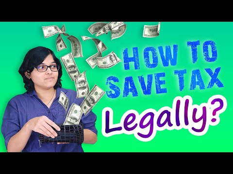 How To Save Tax Legally in India? For Small Business Explained By CA Rachana Ranade