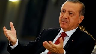 Erdogan: 'Confirmed evidence' US-led coalition supports ISIS & other terrorists in Syria