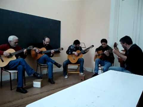El violin de Becho. Escuela de Arte Balcarce