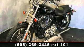 7. 2009 Harley-Davidson XL 1200L Sportster 1200 Low - Thunderb