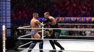 WWE 2K14: Wrestlemania 29: Undertaker Vs. CM Punk