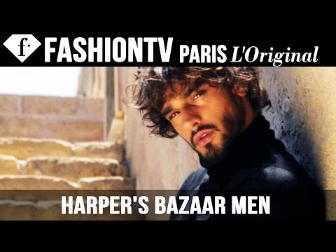 Fashion TV - ELEGANCE OF SICILY Super model Marlon Teixeira by Giovanni Squatriti for Harper's Bazaar China Styling by Kang Le Hair and Make Up by Li Peng www.giovannisquatriti.com For franchising ...