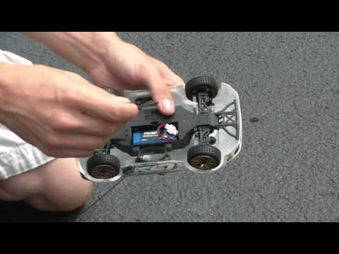 Losi 1/24 4WD Rally / SCT Unboxing, Review, Maiden Drive!