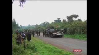 For more on this and other stories please visit http://www.enca.com/ DRC, August 31 - M23 rebels are threatening to take control ...
