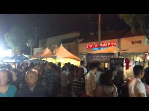 August Moon Festival, Rosemead, CA