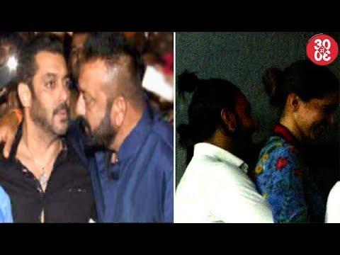 Salman - Sanjay Back On Good Terms Again? | Ranvee