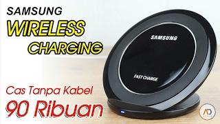 Video REVIEW Samsung Wireless Charger 90 Ribuan - FLAGSHIP Wajib Punya MP3, 3GP, MP4, WEBM, AVI, FLV November 2017