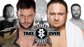 Nonton Wwe Nxt Takeover Dallas 4 1 16  Review   Results Film Subtitle Indonesia Streaming Movie Download