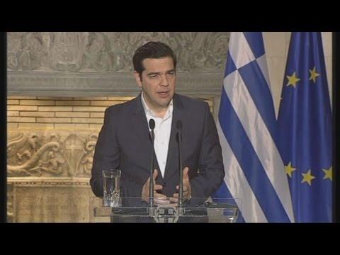 Ο ελληνικός λαός για το προσφυγικό έχει επωμισθεί δυσανάλογο βάρος, τόνισε ο πρωθυπουργός