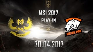 Nonton [30.04.2017] GAM vs VP [MSI 2017][Play-in] Film Subtitle Indonesia Streaming Movie Download