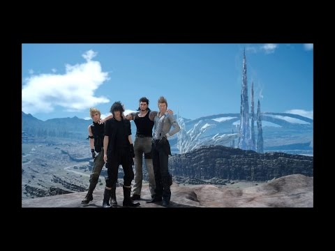 FINAL FANTASY XV:A Menace Sleeps In Daurell (secret Door Location)