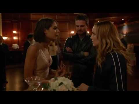 "Arrow 5x08 ""Invasion!"" (HD) Season 5 Episode 8 - Crossover Event #5"
