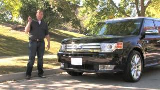 Ford Flex Ecoboost Limited-- 2012 Test Drive Review With Chris Moran From Chicago Motor Cars