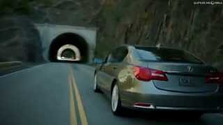 2014 Acura RLX - Driving Scenes