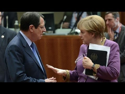 Cyprus closes in on EU bailout deal