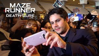 VIDEO: MAZE RUNNER: THE DEATH CURE – Fans Around the World React