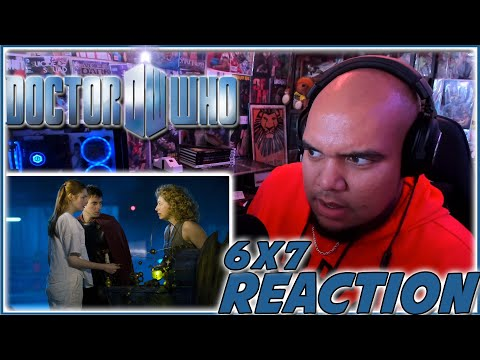 WHO IS MELODY?! | Doctor Who 6x7 REACTION | Season 6 Episode 7