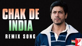 Chak De India - Title Song - Remix Video