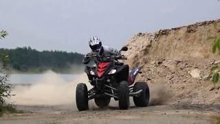 4. Yamaha Raptor 350