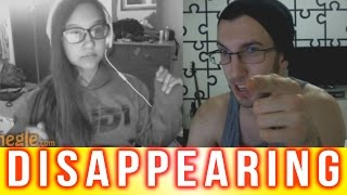 """Omegle is an amazing place to meet new people and show them your new magic tricks! I've decided to show my disappearing trick to a stranger and he loved it.. I also trolled some others. Enjoy!--------------------------------------------------Keep stalking me: - https://twitter.com/TheAzGarot - https://www.facebook.com/TheAzGarot-  http://instagram.com/TheAzGarot-  https://vine.co/AzGarot--------------------------------------------------This is another video of mine with a bunch of spontaneous, hilarious Omegle reactions. For all of you Omegle fans, check it out, feel free to comment and share, I am sure you will enjoy it. It's unbelievable how easy it is to scare people on video chats, I get a ton of angry, boring, funny, adult (read: masturbating! xD) reactions every day but I give you the very best of them in my prank videos.I am one of those Omegle junkies and I want to share my experience with you guys, I am sure that there are a lot of like minded people out there. Who knows, maybe your reaction is in one of my videos :)--------------------------------------------------For all of you who don't know what Omegle is, it is a website where you can meet and chat with random people from all around the world. Here is a link to the website: - http://www.omegle.com/Another website, pretty much the exact same thing as Omegle is Chatroulette. Here is a link: - http://chatroulette.com/--------------------------------------------------There is also a couple of Youtube videos and channels I would highly recommend you to see. If you are a Chatroulette or Omegle fan, I am positive that you will have a lot of fun with these: 1. This is a somewhat viral video of people getting scared on Chatroulette """"The last exorcism"""" style, a must see for online prank fans: - https://www.youtube.com/watch?v=CNSau... 2. Here is another video which is similar to what I do, basically a reactions video of people getting scared, the only difference is that Pinkstylist uses make up while I am using """