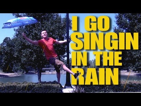 I SUCK At Singin In The Rain: 60th Anniversary Blu-ray/DVD Collectors Edition Review