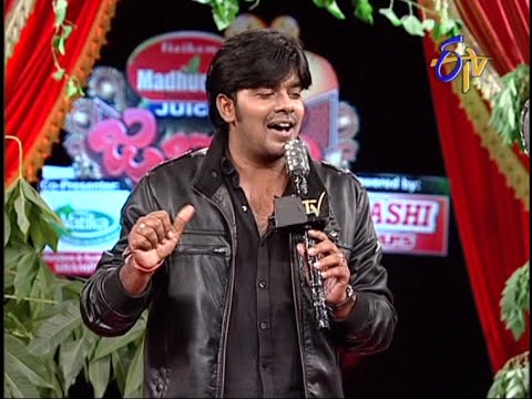 Jabardasth - ?????????  - Sudigaali Sudheer Performance on 18th September 2014 19 September 2014 07 AM