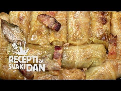 Sarma - video recept