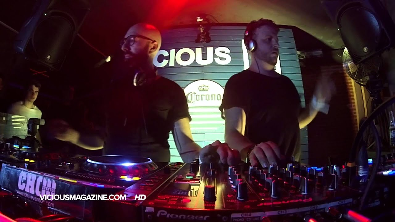 Chus & Ceballos - Live @ Vicious Live 2015