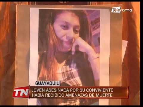 Joven asesinada por su conviviente había recibido amenazas de muerte