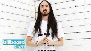 Steve Aoki Teases 'Unexpected' Collaboration With Fifth Harmony's Lauren Jauregui | Billboard News